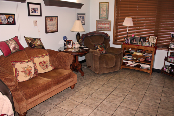 sunrise terrace private room long term care